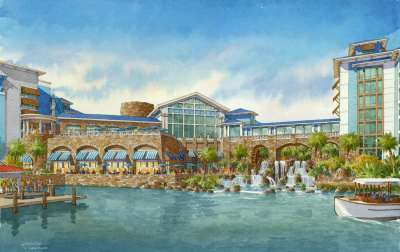 Loews Sapphire Falls Orlando is set to open in 2016.