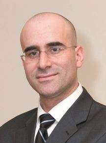 Uri Steinberg is Israel's new tourism commissioner for North America.