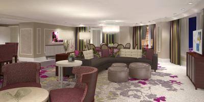 Bellagio's resort rooms