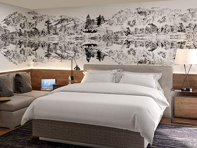 Hotel RL guestroom