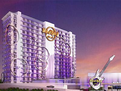 A rendering of the Hard Rock Hotel Tenerife