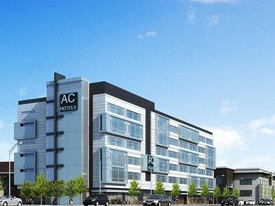 The AC Hotel Buckhead is slated to open in 2016.