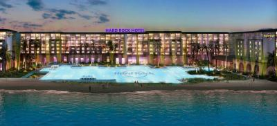 Hard Rock Hotel Riviera Cancun