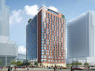 White Lodging To Build Dual Branded Hotel In Denver Hotel Business