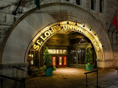 The St. Louis Union Station – A DoubleTree by Hilton Hotel