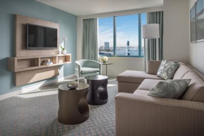 Hyatt Regency Jacksonville Riverfront's guestroom