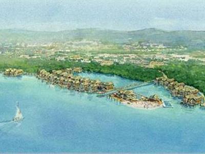 A rendering of Zoëtry Isla Di Oro Aruba