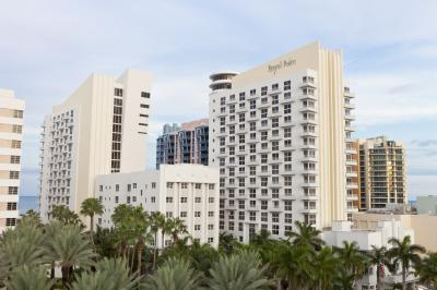 The Royal Palm South Beach in Miami is the first Tribute Portfolio hotel.