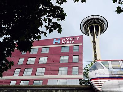 Hyatt House Seattle/Downtown.