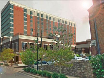 New Hilton Garden Inn Opens In Nashville, TN