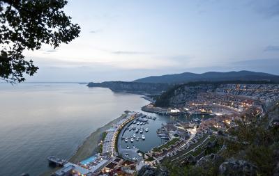 Falisia Resort & Spa in Portopiccolo