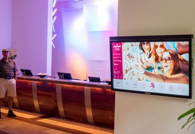 Porter24' Touchscreen Concierge