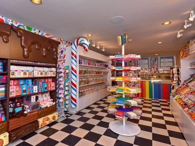 Dylan's Candy Bar at Madeline Hotel and Residences