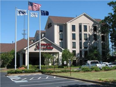 The Hampton Inn & Suites Greenville/Spartanburg in South Carolina sold for $11.3 million.