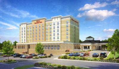 Hilton Garden Inn Opens In Raleigh Nc Hotel Business