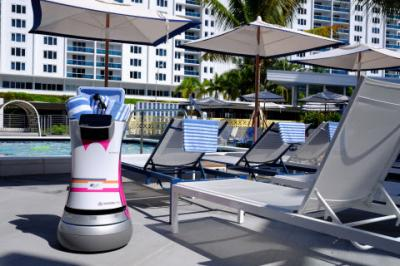 Botlr reports for duty at Aloft South Beach