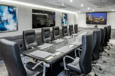 Executive Boardroom at West Inn & Suites