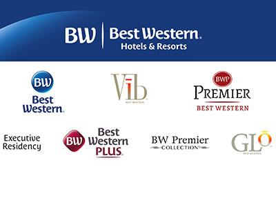 Best Western not only changed its name
