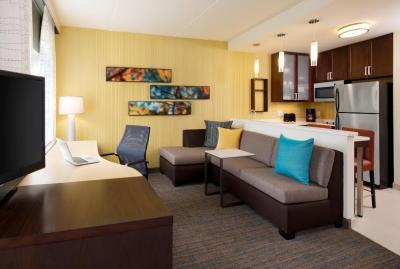 Residence Inn Ann Arbor Downtown Hotel