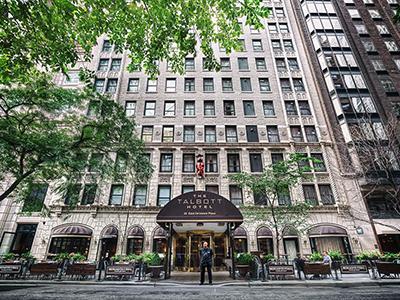 The Talbott Hotel in Chicago