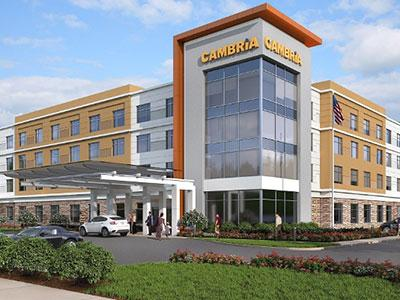 Choice Hotels Breaks Ground On Cambria Hotel In Mcallen Tx