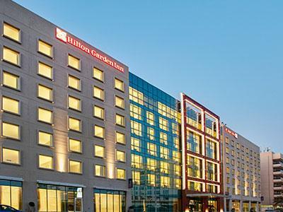 Largest hilton garden inn outside of america opens hotel business for Hilton garden inn mall of america