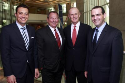 Left to right: Eduardo Rodriguez Suarez