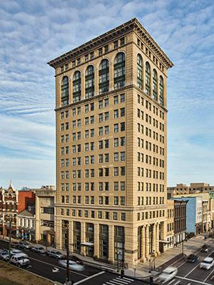 21c Lexington Is An Adaptive Reuse Of The Fayette National Bank Building