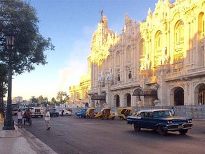 Is this the start of a hotel boom in Havana?