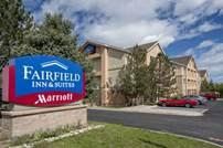 Exterior of one of the three Fairfield by Marriott properties in Colorado that were sold