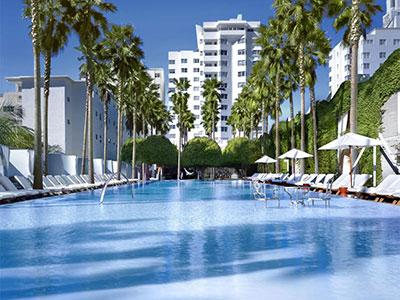 The Delano South Beach is now part of sbe's portfolio