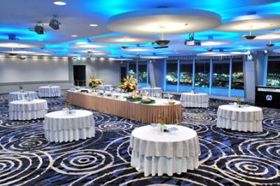 Ballroom at DoubleTree by Hilton Naha Shuri Castle