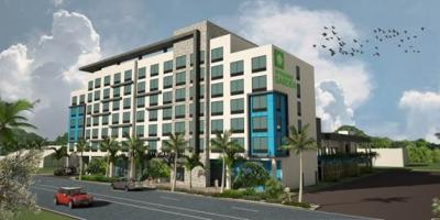 wyndham garden inn breaks ground in dania beach fl - Windham Garden Inn