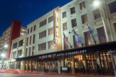 New Orleans' Old 77 Hotel & Chandlery