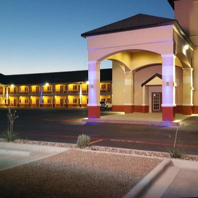 Magnuson opens new build in odessa tx hotel business for Design hotel odessa