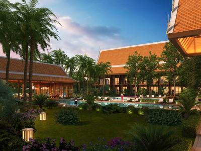 Rendering of Radisson Blu Resort & Spa Karjat