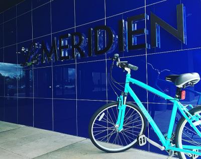 Le Meridien Chicago Oakbrook Center Debuts Comp Bicycles Hotel