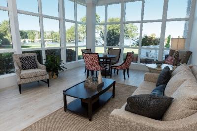 Lake Blackshear Resort & Golf Club's lobby
