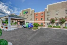 Rendering of Holiday Inn Express & Suites Greenville Airport