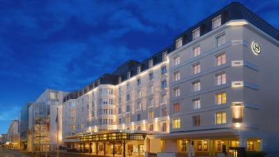 Rendering of Sheraton Salzburg Hotel