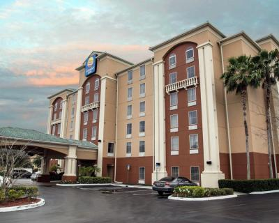 Meridian Capital Group recently arranged $5.9M for this Orlando Comfort Inn.