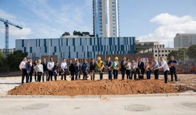 Groundbreaking for Austin Proper Hotel & Residences