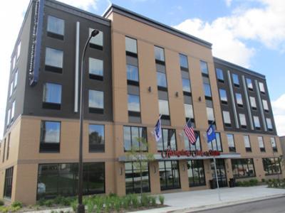 Hampton Inn & Suites by Hilton Minneapolis University Area