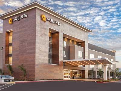 La Quinta Inn & Suites Del Sol prototype.