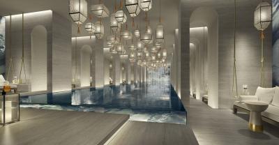 Rendering of Four Seasons Hotel in Kuwait City