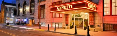 The independent Genetti Hotel & Suites