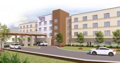 Rendering of Fairfield Inn & Suites by Marriott in Decatur