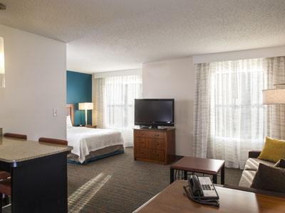 Residence Inn by Marriott Arundel Mills BWI Airport guestroom