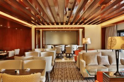 Sheraton Lagos Hotel's Club Lounge