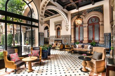 Hotel Alfonso XIII is one of RockStar Hotels' offerings.
